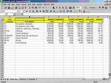 Job Costing Template Excel Job Cost Controller Spreadsheet For Excel