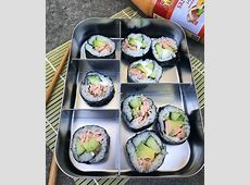 Easy Baked Salmon Sushi Roll