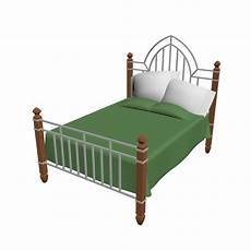 steel frame bed design and decorate your room in 3d