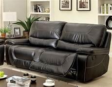 sofa recliner reviews black leather 2 seater recliner sofa