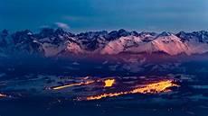 Poland Nature 4k Wallpaper by Wallpaper Tatras Mountains Sunset Light Carpathians