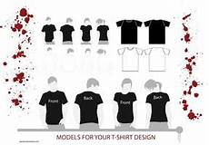 clothing templates pack free vector stock
