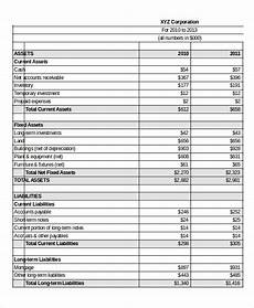 Pro Forma Statement Of Cash Flows Template 15 Pro Forma Templates Free Excel Word Pdf Formats