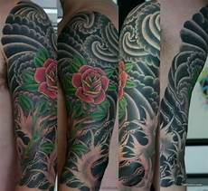 Japanese Rose Designs Japanese Rose Japanese Rose Sleeve