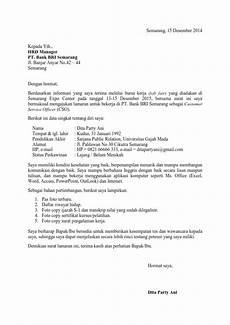 surat lamaran kerja outsourcing ben jobs