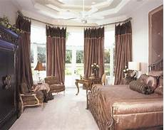 Curtain Ideas For Bedroom How Dazzling Master Bedroom Curtain Ideas Atzine