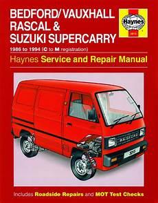 Bedford Vauxhall Rascal Amp Suzuki Supercarry 1986 Oct