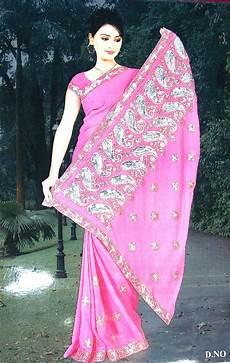 Light Green With Pink Saree Fashion Women Fashion Jewelry Dress Watches Pink