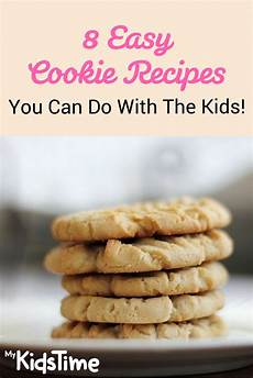 8 easy cookie recipes you can do with the kids