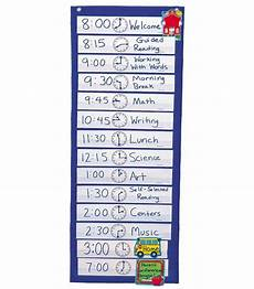 Headphone Pocket Chart Schedule Pocket Chart National Autism Resources