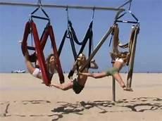 zero gravity swing 3 demo swing on venice aerial zero