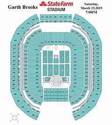 State Farm Center Seating Chart Garth Ticketmaster Seating Chart Garth Brooks Awesome Home