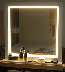 Bathroom Over Mirror Led Lights Led Lighting Mirror For Make Up Or Starlet Lighted Vanity