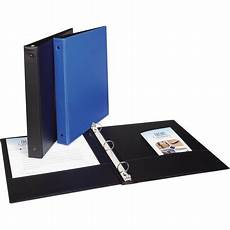 10 Inch Binder Avery Products Vp 10 Ad 1 Inch 3 Ring Economy Binder