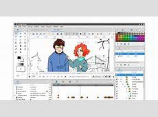 10 Best Premium & Free 2D Animation Software in 2020