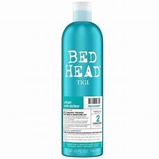 tigi bed antidotes recovery conditioner 750ml