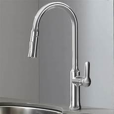 Kraus Kitchen Faucet Kraus Nola Single Lever Pull Kitchen Faucet