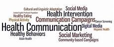 Health Communication Health Communication Research Center Health