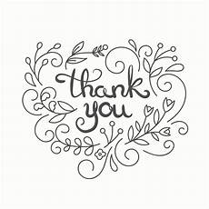 thank you card template and black simple swirls thank you card template free greetings