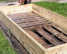 build a simple elevated garden bed paste