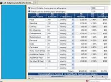 Budet Calculator Two Nifty Budget Calculators Liveoncash Blog