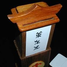 spirit cabinet by alan warner martin s magic collection