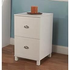 white wood file cabinet 2 drawer home furniture design
