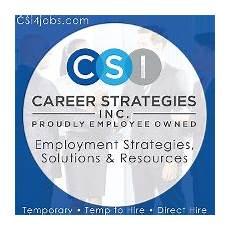 Career Strategies Career Strategies Reviews Glassdoor