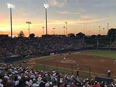 Softball Hall Of Fame Stadium Seating Chart Oge Energy Field At The Usa Softball Hall Of Fame Complex
