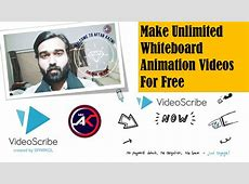 How to make whiteboard animation Free   best animation