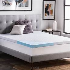 best king size memory foam mattress toppers reviews of