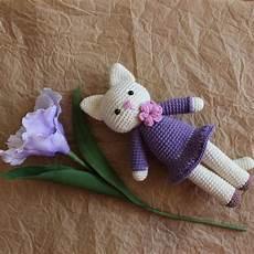 crochet amigurumi amigurumi in lilac dress pattern amigurumi today