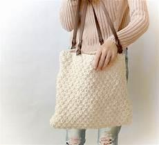 aspen mountain knit bag pattern in a stitch