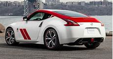 nissan 350z 2020 nissan reveals the 2020 370z 50th anniversary edition at n