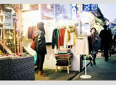 Hongdae Shopping Area : Best Budget Shopping Place   Travelvui