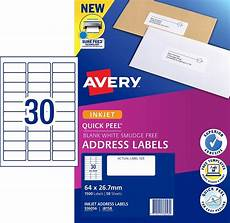 Address Labels Avery Address Labels With Quick Peel 936056 Avery Australia