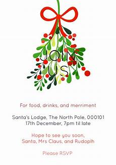 Free Evites For Holiday Party Free Printable Christmas Party Invites Work Over Easy