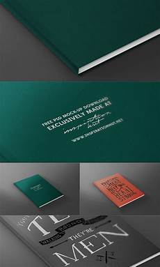 Free Book Cover Design Templates Download Free Magazine Book Front Cover Mock Up Template Psd File