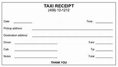 Sample Taxi Bill Format India 16 Free Taxi Receipt Templates Make Your Taxi Receipts