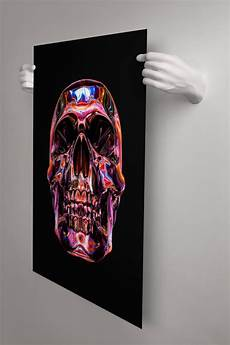 3d Printing Poster Design 3d Printed Hands To Hold Your Prints Amp Posters Design Milk