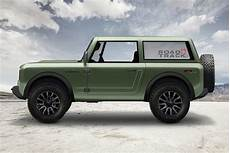 Pictures Of The 2020 Ford Bronco by The Best Look At The 2020 Ford Bronco Gear Patrol