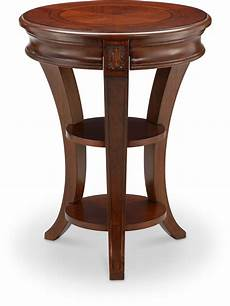 winslet cherry accent table from magnussen home