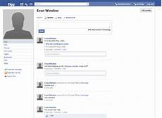 Empty Facebook Page Template Facebook Page Template Cyberuse