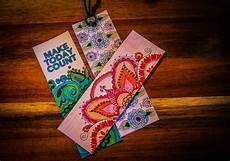 Make A Bookmarker How To Make Beautiful Bookmarks For An Art Project