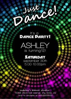 Disco Party Invitations Free Disco Party Invitation Encore Kids Parties