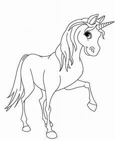 Einhorn Malvorlagen Zum Ausdrucken Anleitung Unicorn Coloring Pages Einhorn Zum Ausmalen Malvorlage