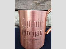 Jack,Bulk Custom Engraved 14oz Solid Copper Moscow Mule Mug