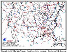 Surface Analysis Chart Depicts Touring Machine Company 187 Blog Archive 187 Aviation Weather