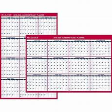 at a glance calendar 2020 2019 2020 at a glance 32 quot x 48 quot academic wall calendar