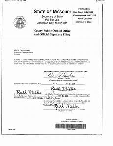 Notary Signatures Examples Operation Restoration Anne Batte Foreclosure Fraud